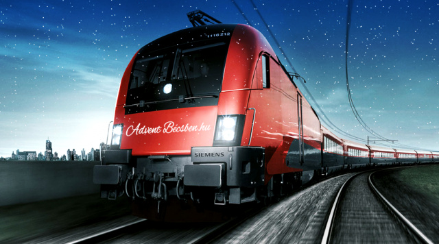 Advent Bécsben - Advent Express