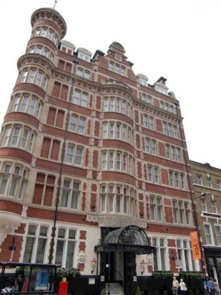 The Kingsley by Thistle (ex. Thistle Bloomsbury) **** - London